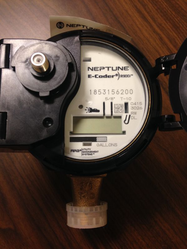 Meter Reading   Moffat Water Supply Corporation